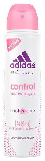 Дезодорант антиперспирант спрей Cool & Care Control  Adidas