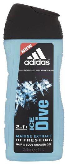 """Гель для душа """"Ice Dive""""  Adidas"""