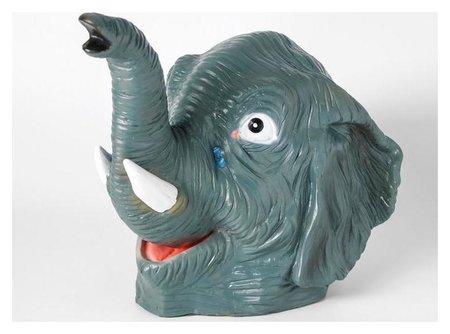 Карнавальная маска «Слон»