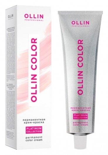 Крем-краска для волос перманентная Platinum Collection  OLLIN Professional