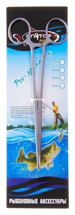 Щипцы-зажимы рыболовные, 18 см  NNB