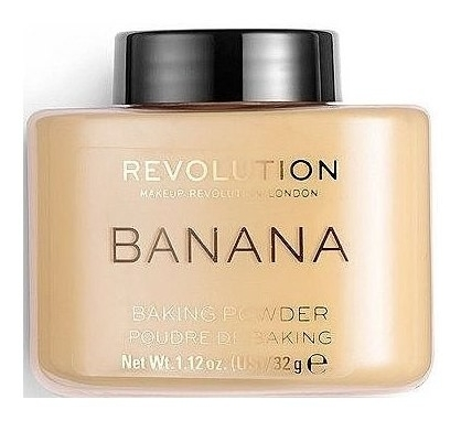 "Пудра для лица ""Вanana powder""  Makeup Revolution"
