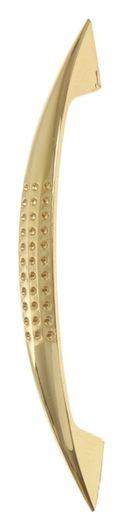 Ручка скоба (Мод.1012-96), м/о 96 мм, цвет золото  NNB