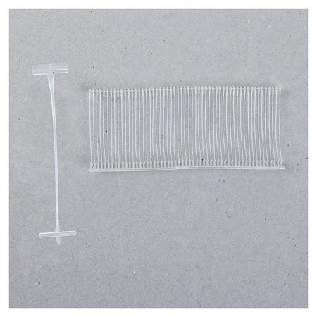 Набор соединителей пластиковых для пистолета-маркиратора, 5000 шт., длина 3.5 см, для стандартных игл  NNB
