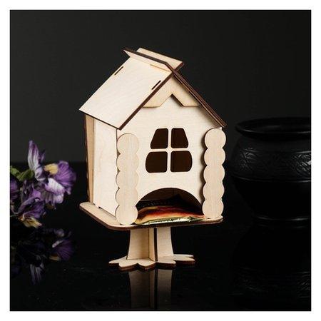Чайный домик «Избушка на курьих ножках»  NNB
