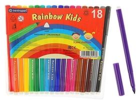 Фломастеры Rainbow Kids, 18 цветов