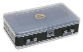 Коробочка тк-31 для мелочей, 13 отделений, 19 х 11,2 х 5 см
