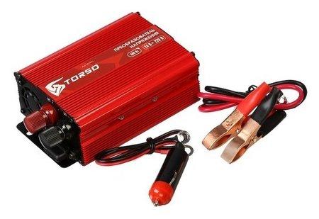 Преобразователь напряжения Tp-24-500, 24/220 В, 500 Вт, USB выход  NNB