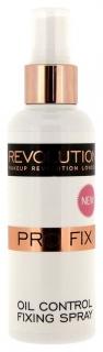 """Спрей для фиксации макияжа """"Oil Control Fixing Spray""""  Makeup Revolution"""