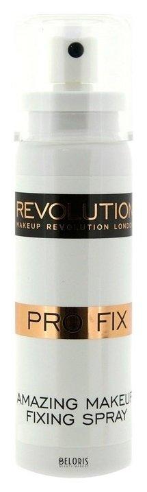 Купить Спрей для лица Makeup Revolution, Спрей для фиксации макияжа Pro Fix MakeUp Fixing Spray , Великобритания