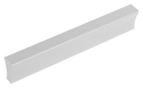 Мебельная ручка рс129, размер 96 мм, цвет матовый хром  NNB