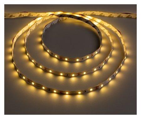 Светодиодная лента Ecola LED Strip Std, 8 мм, 12 В, 2800к, 4.8 Вт, 60 Led/м, Ip20, 5 м  Ecola