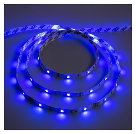 Светодиодная лента Ecola LED Strip Pro, 10 мм, 12 В, Rgb, 7,2 Вт, 30led/m, Ip20, 5 м  Ecola