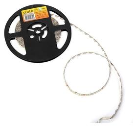 Светодиодная лента Ecola LED Strip Pro, 8 мм, 12 В, 6000к, 4,8 Вт, 60led/m, Ip65, 5 м  Ecola