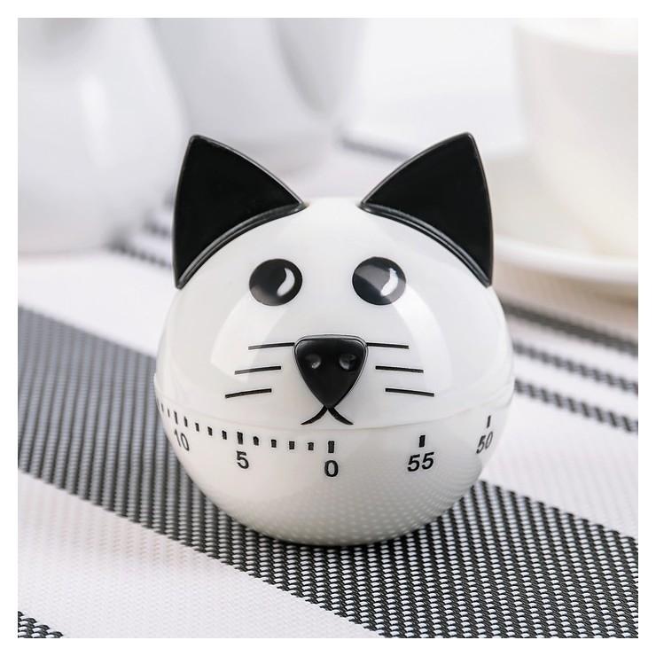 "Таймер кухонный ""Котёнок"", механический  NNB"