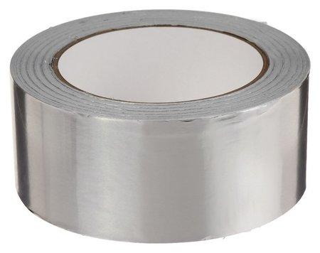 Скотч алюминиевый, 50 мм х 50 м  NNB