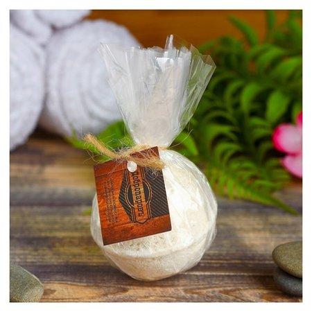 Шипучая бомбочка из гималайской соли Добропаровъ с эфирным маслом миндаля, 140 гр Добропаровъ