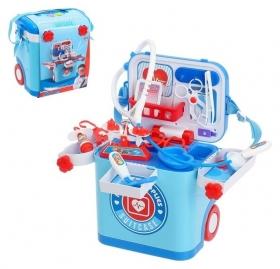 Игровой набор «Мой лечащий врач», в чемодане