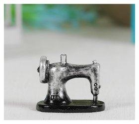 """Миниатюра кукольная """"Швейная машинка"""", набор 2 шт, размер 1 шт 2,5*1,6*1,7 см"""