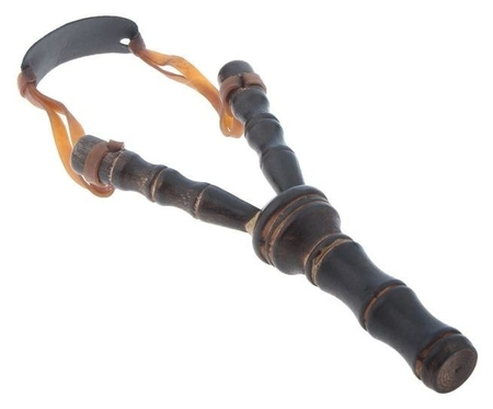 Рогатка фигурная, из бамбука  NNB