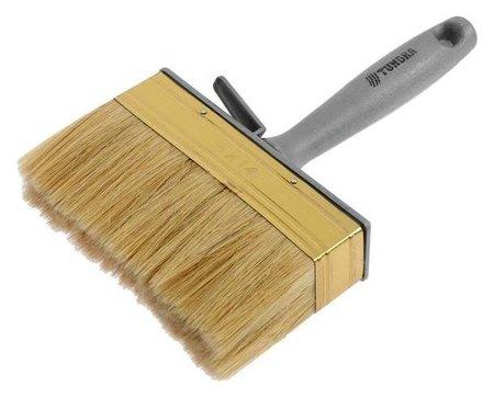 Кисть-макловица Tundra, натуральная щетина, пластиковая ручка, 50 х 140 мм  Tundra