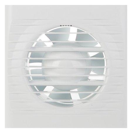 Вентилятор вытяжной Auramax Optima 4, 150х150 мм, D=100 мм, 220‒240 В  AURAMAX