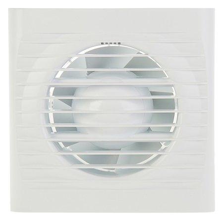 Вентилятор вытяжной Auramax Optima 4С, 150х150 мм, D=100 мм, 220‒240 В, с обратным клапаном AURAMAX