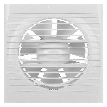 Вентилятор вытяжной Auramax Optima 5, 175х175 мм, D=125 мм, 220‒240 В  AURAMAX