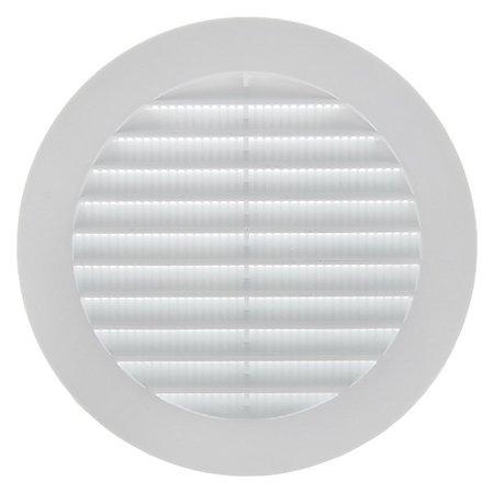 Решетка вентиляционная ERA 10 ркс, D=100 мм  ERA