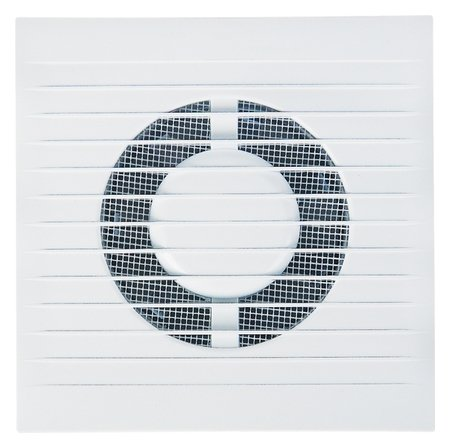 Вентилятор вытяжной Auramax A 4S С, 160х160 мм, D=100 мм, 220‒240 В, с обратным клапаном  AURAMAX