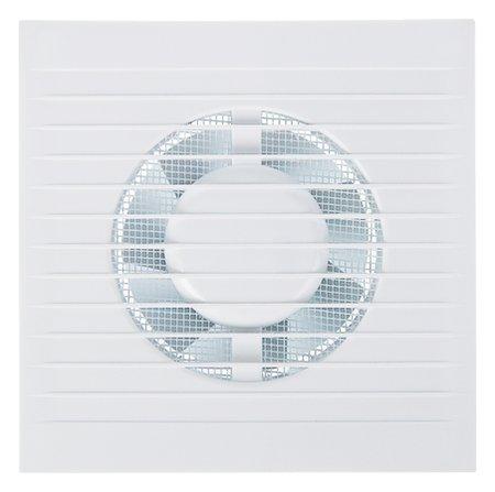 Вентилятор вытяжной Auramax A 4S, 160х160 мм, D=100 мм, 220‒240 В  AURAMAX