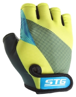 Перчатки велосипедные STG х87910, размер S  STG