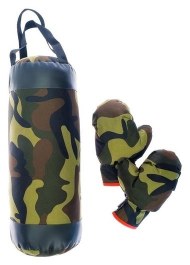 Набор для бокса «Камуфляж»  NNB