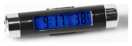 Часы - термометр в дефлектор  NNB