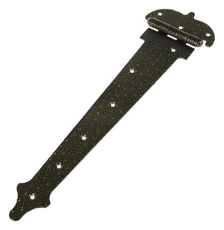 Петля стрела фигурная, пс-350-s, цвет античная бронза  Noez
