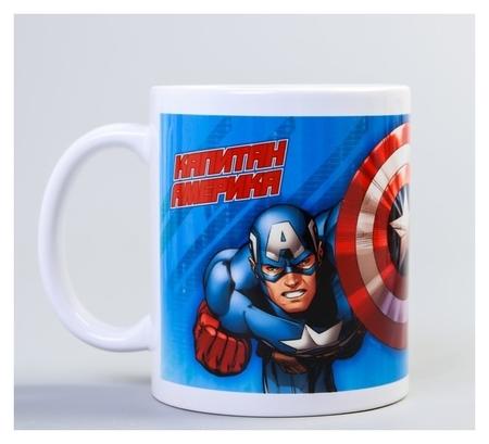 "Кружка ""Мстители"", мстители, 350 мл  Marvel"