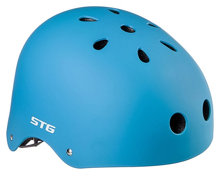 Шлем велосипедиста STG Mtv12, размер XS (48-52 см), цвет синий  STG