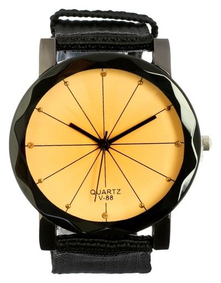Часы наручные женские Молини, циферблат D=3.3 см, черные NNB