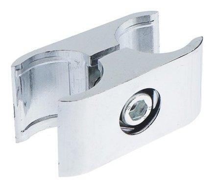 Крепеж R-46+r-46a параллельный для панели C вкладкой для стекла D-25 10/200 NNB