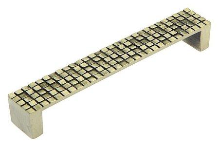 Ручка-скоба Rs-019, 135*21,8*21,1 мм, размер 128 мм NNB