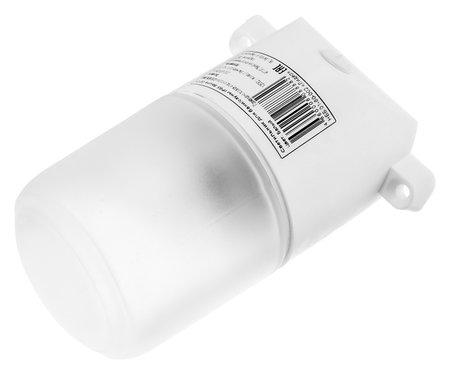 Светильник для бани/сауны Italmac Sauna 02 01, 60вт, Ip65, е27, наклонный, белый +130°c  Italmac