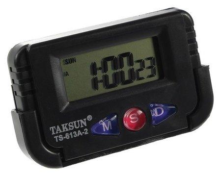 Часы электронные в авто, Ts-613a-2  NNB