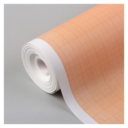Масштабно-координатная бумага, 60 г/кв.м, 64 см, 20 м, цвет оранжевый Лилия холдинг
