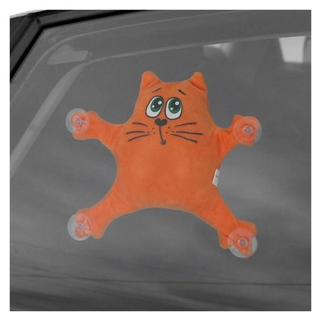 Автоигрушка на присосках «Котик»  NNB