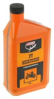 Масло полусинтетическое для двухтактных двигателей 3ton, 1 л 3ton