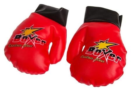 Боксёрские перчатки «Нокаут» NNB