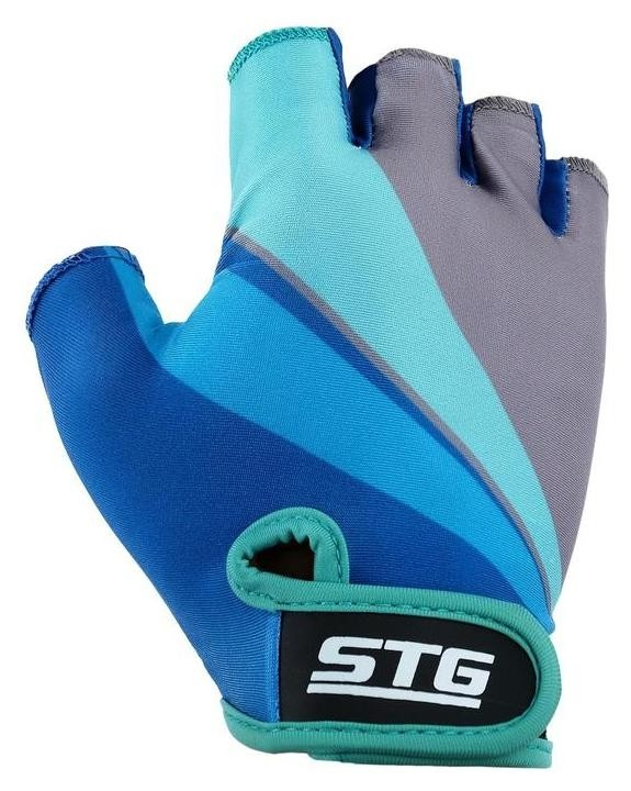 Перчатки велосипедные STG х87908, размер XS  STG