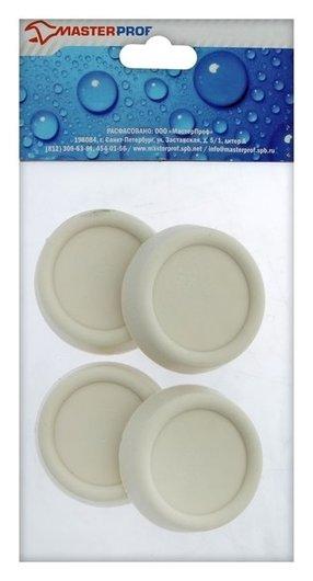 Подставка Masterprof, для стиральных машин и сушильных барабанов, 4 шт.  MasterProf