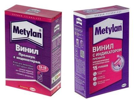 Клей Metylan премиум, виниловый, 500 г  Metylan