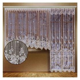 Комплект штор для окон с балконной дверью  Лента